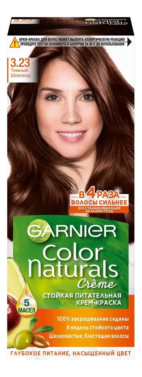 Краска для волос Color Naturals: 3.23 Темный шоколад краска mastergood эластичная резиновая темный шоколад 2 4кг