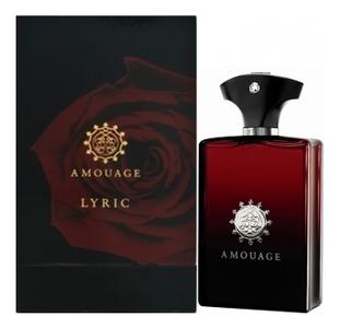 Amouage Lyric for men: парфюмерная вода 50мл amouage love mimosa парфюмерная вода 50мл