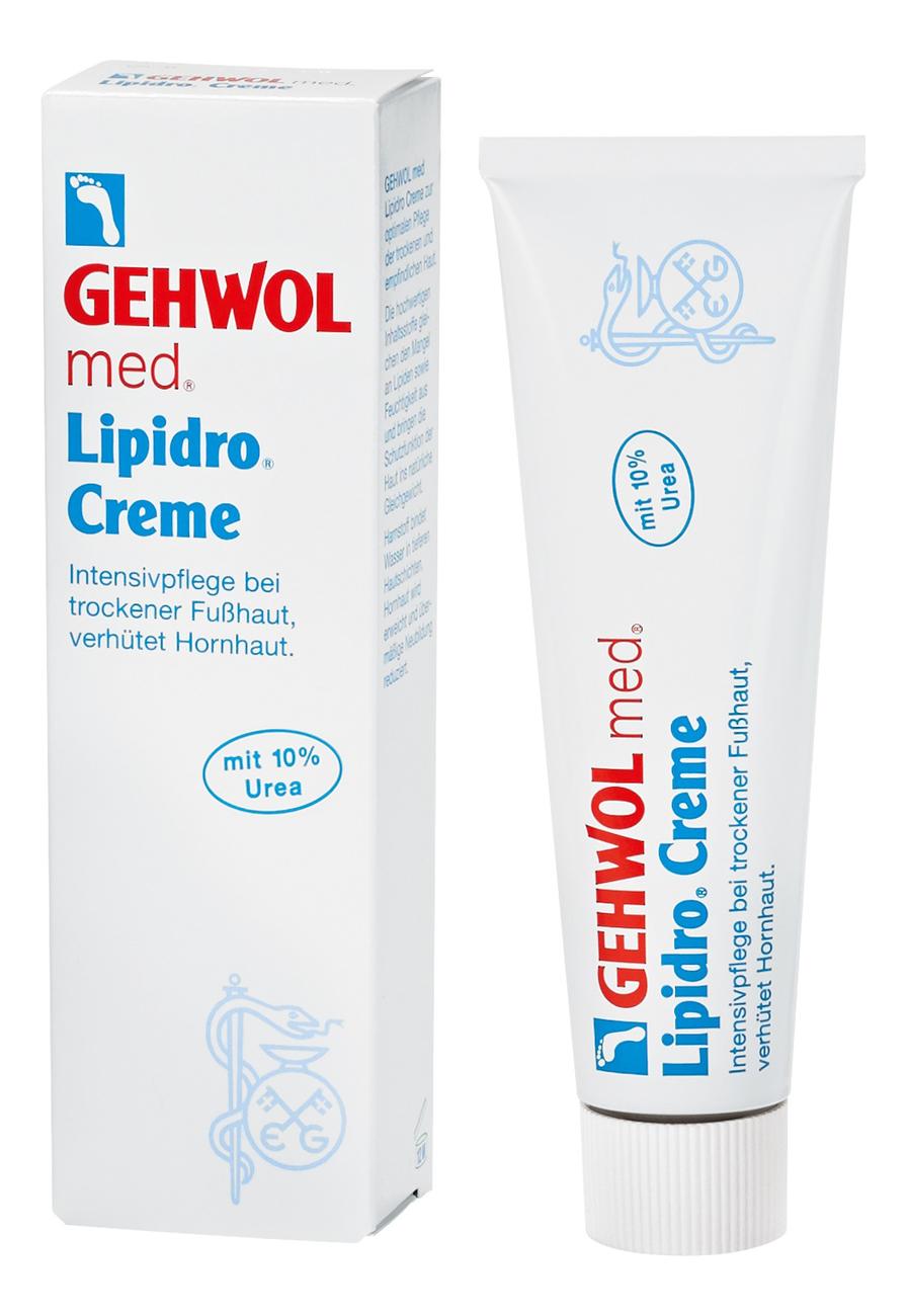 Крем гидро-баланс для ног Lipidro-Creme: Крем 125мл gehwol gehwol крем гидро баланс 125 мл