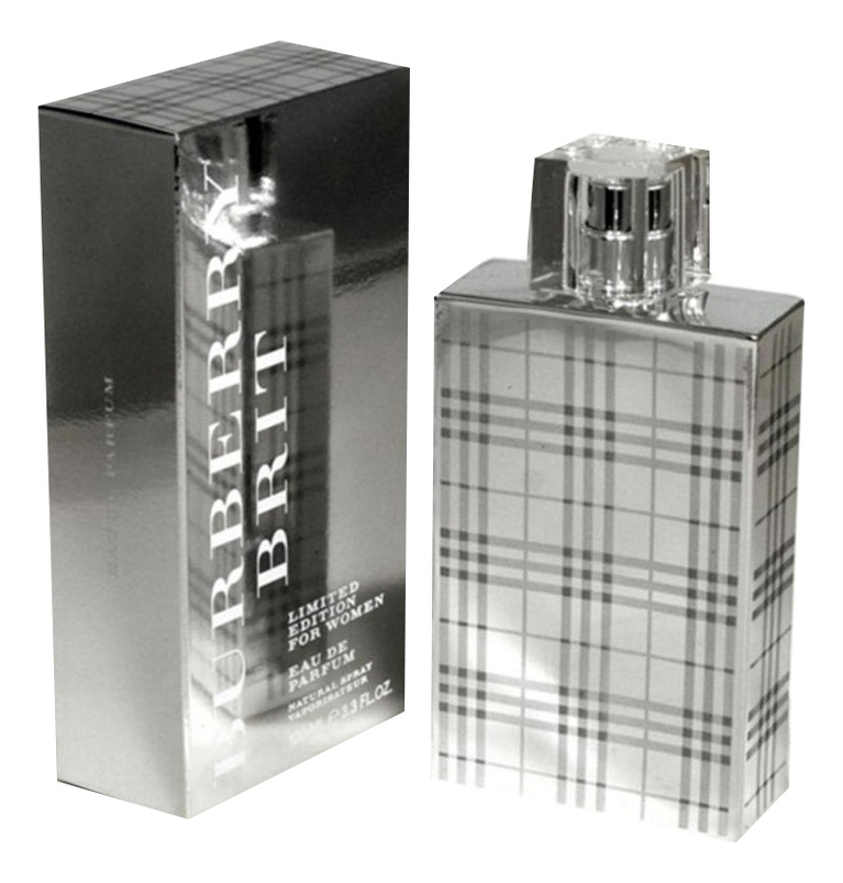 Burberry Brit New Year Edition For Women: парфюмерная вода 100мл