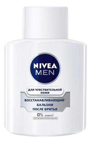 Бальзам после бритья для чувствительной кожи Восстанавливающий Men 100мл набор nivea восстанавливающий д чувств кожи бальзам п бритья 100мл пена д бритья 200мл