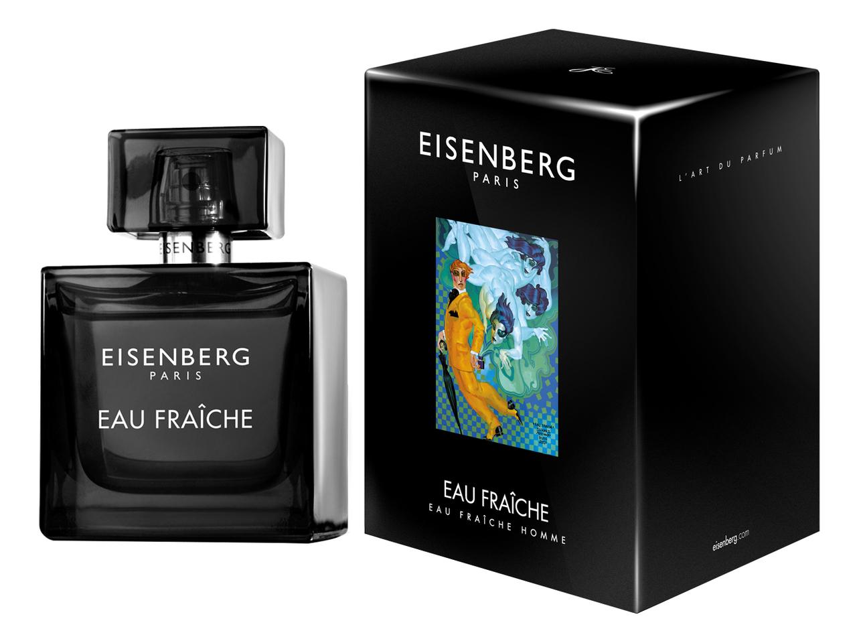 Eisenberg Eau Fraiche Homme: парфюмерная вода 100мл eisenberg diabolique homme парфюмерная вода 50мл