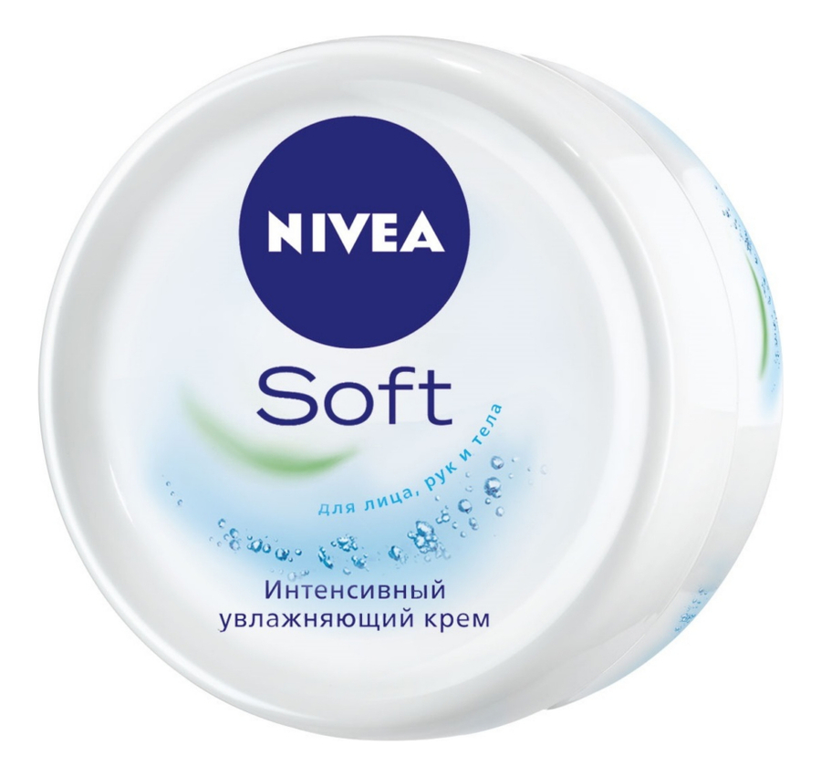 Интенсивный увлажняющий крем Soft: Крем 200мл