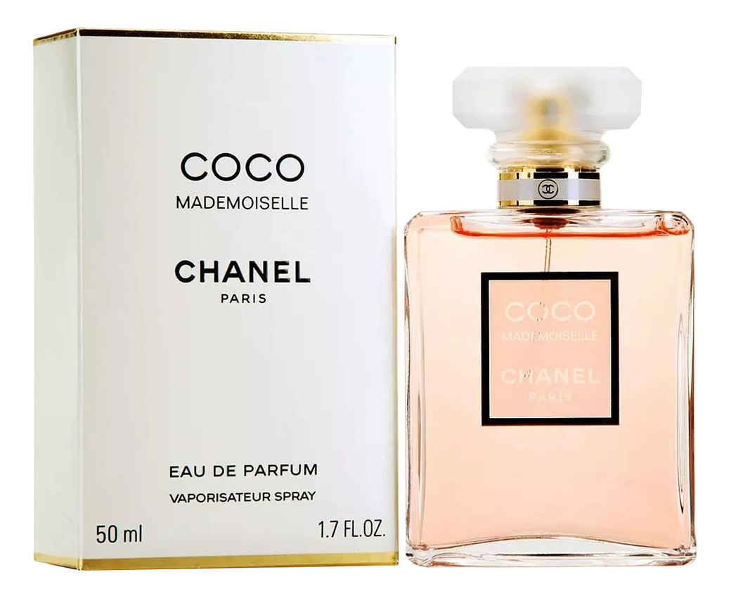 Chanel Coco Mademoiselle: парфюмерная вода 50мл chanel coco mademoiselle intense парфюмерная вода 50мл