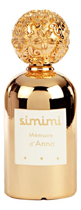 Купить Memoire D'Anna: парфюмерная вода 100мл, Simimi