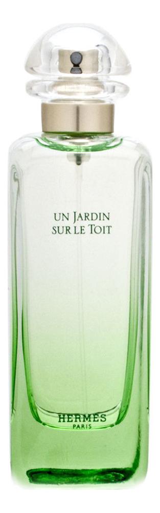 Hermes Un Jardin Sur Le Toit: туалетная вода 7,5мл (без спрея) hermes туалетная вода un jardin apres la mousson женская 50 мл