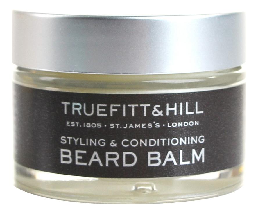 Моделирующий и кондиционирующий бальзам для бороды Styling & Conditioning Beard Balm 50мл