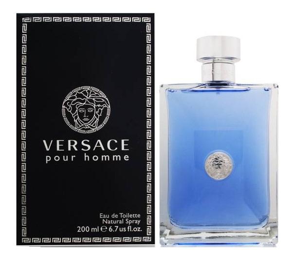 Versace Pour Homme: туалетная вода 200мл