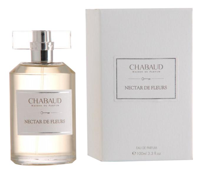 Chabaud Maison de Parfum Nectar de Fleurs: парфюмерная вода 100мл music de parfum do парфюмерная вода 100мл