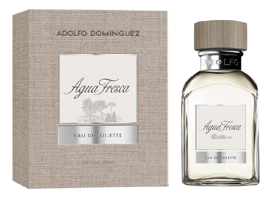 Adolfo Dominguez Agua Fresca: туалетная вода 120мл топ adolfo dominguez adolfo dominguez ad024eweugu2