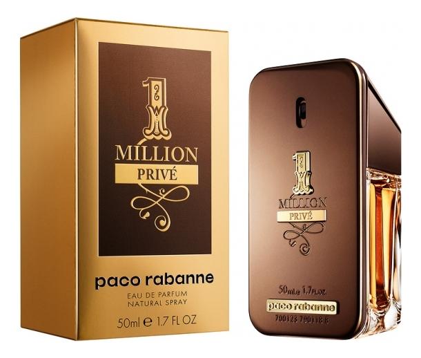 цена Paco Rabanne 1 Million Prive : парфюмерная вода 50мл онлайн в 2017 году