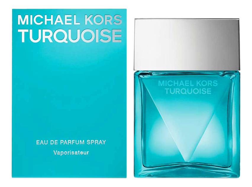 Michael Kors Turquoise : парфюмерная вода 50мл