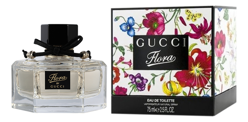 Gucci Flora by Gucci: туалетная вода 75мл gucci flora by gucci туалетная вода 30мл