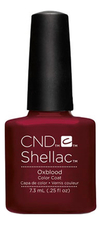 CND Гель-лак UV Shellac Craft Culture Collection 7,3мл