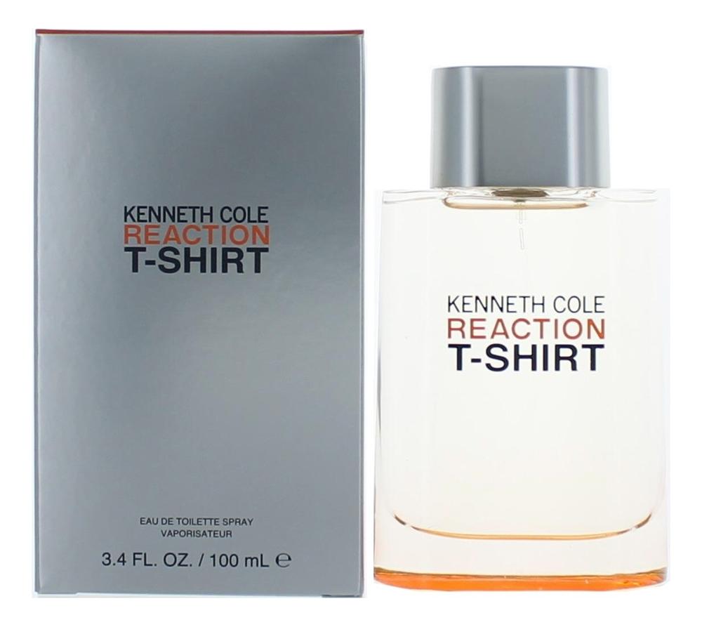 Kenneth Cole Reaction T-Shirt: туалетная вода 100мл