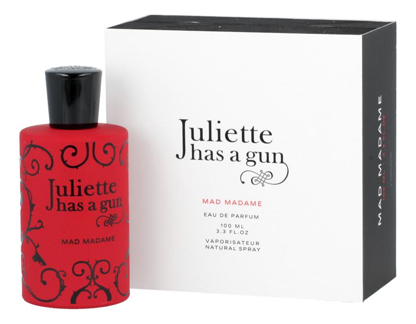 Juliette has a Gun Mad Madame: парфюмерная вода 100мл фото