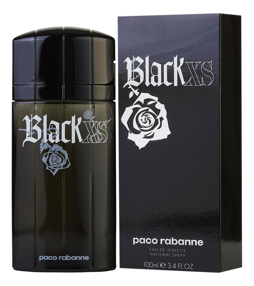 Paco Rabanne Black XS For Men: туалетная вода 100мл
