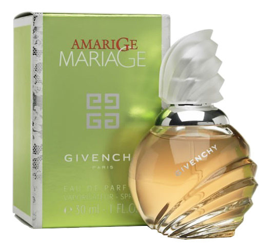 Givenchy Amarige Mariage: парфюмерная вода 30мл givenchy amarige духи 7мл
