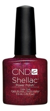 CND Гель-лак UV Shellac Limited Collection 7,3мл