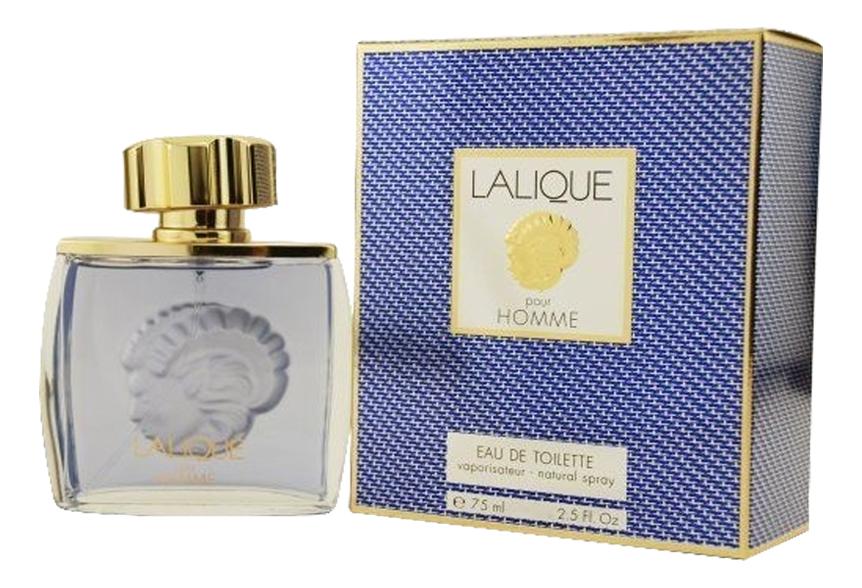 Pour Homme Le Faune: туалетная вода 75мл, Lalique  - Купить