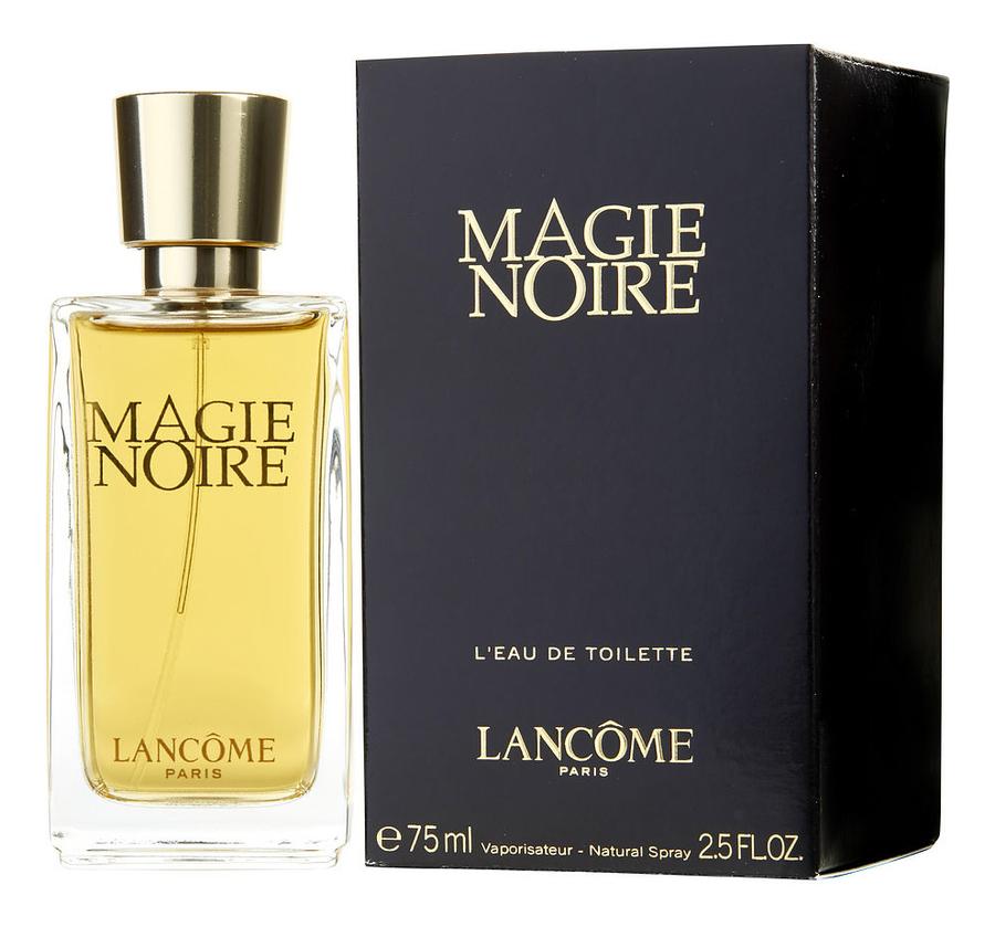 Lancome Magie Noire: туалетная вода 75мл lancome magie noire винтаж духи 15мл маленькое солнышко