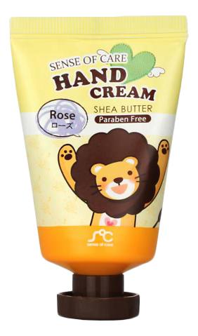 Крем для рук с маслом ши и экстрактом розы Sense of Care Hand Cream Rose Shea Butter 35г