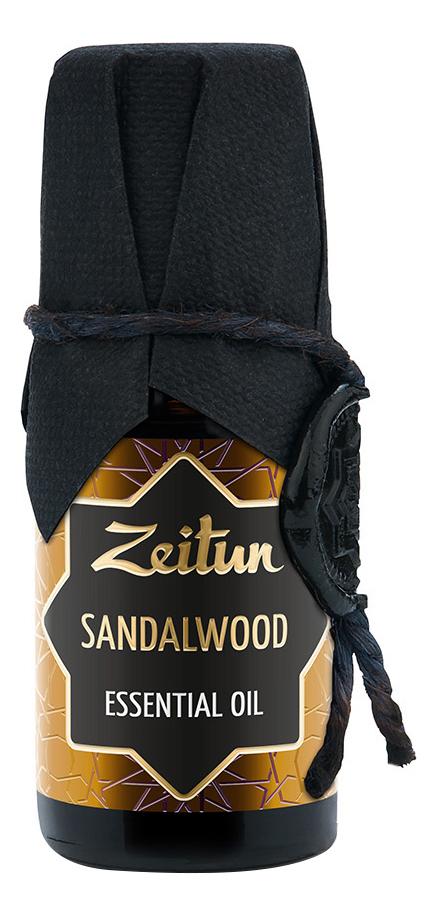 Эфирное масло Сандаловое дерево Sandalwood Essential Oil 10мл