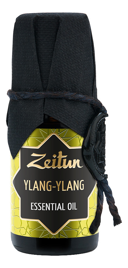 Эфирное масло Иланг-иланг Ylang-Ylang Cananga Odorata Essential Oil 10мл