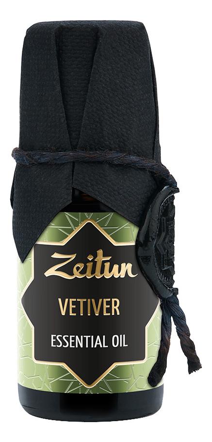 Эфирное масло Ветивер Vetiveria Zizanoides Essential Oil 10мл эфирное масло кайепут cajeput essential oil 10мл