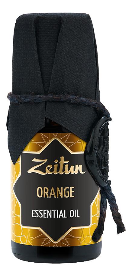Эфирное масло Апельсин Orange Citrus Aurantium Essential Oil 10мл