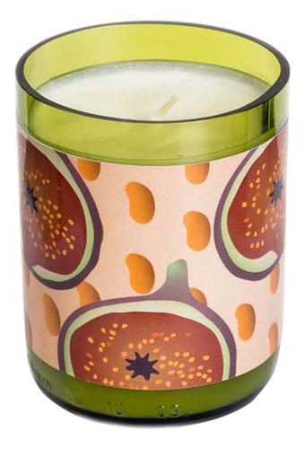 Ароматическая свеча 250г (инжир) ароматическая свеча в стекле anette 250г