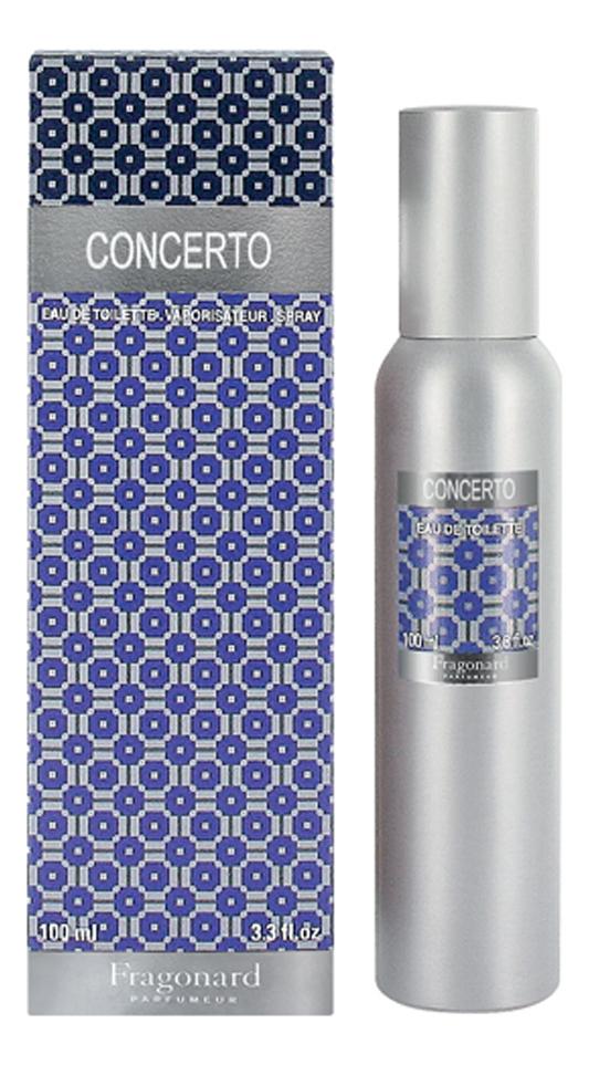 Concerto: туалетная вода 100мл