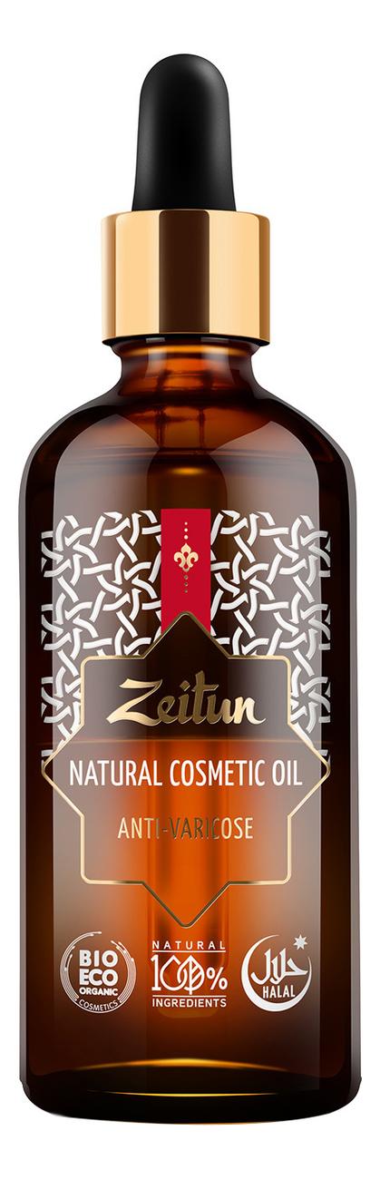 Массажное масло против варикоза No4 Anti-Varicose Natural Massage Oil 100мл