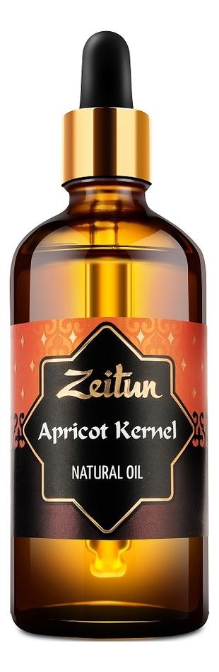 Масло абрикосовых косточек Apricot Oil 100мл