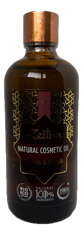 Массажное масло для подтяжки кожи No6 Firming & Lifting Natural Massage Oil 100мл