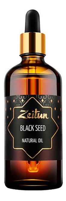 Масло черного тмина Black Seed Oil 100мл