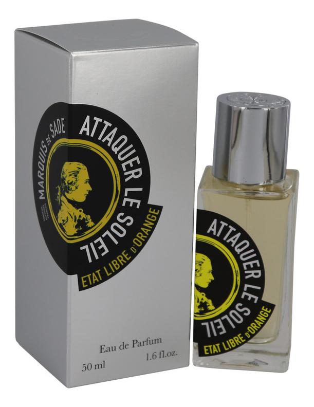 Etat Libre DOrange Attaquer Le Soleil Marquis De Sade: парфюмерная вода 50мл
