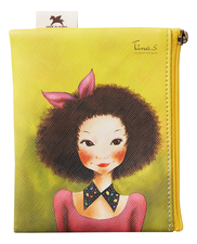 Fascy Косметичка карманная Bbogeul Tina.S Mini Pocket Pouch