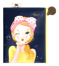Fascy Косметичка карманная Bubble Tina.S Mini Pocket Pouch