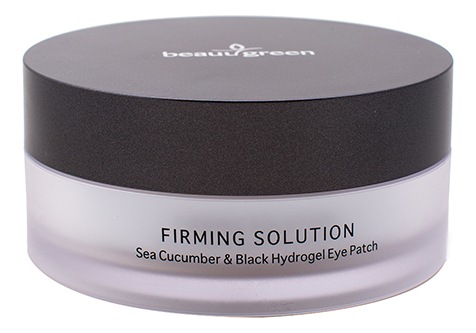 Купить Гидрогелевые патчи для кожи вокруг глаз Sea Cucumber & Black Hydro-Gel Eye Patch 60шт: Патчи 60шт, Гидрогелевые патчи для кожи вокруг глаз Sea Cucumber & Black Hydro-Gel Eye Patch, BeauuGreen