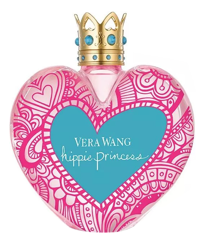 Vera Wang Hippie Princess: туалетная вода 50мл тестер vera wang rock princess туалетная вода 100мл