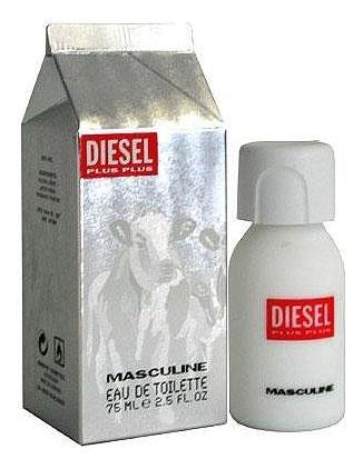 Diesel Plus Plus Masculine: туалетная вода 75мл diesel plus plus feminine туалетная вода 75мл