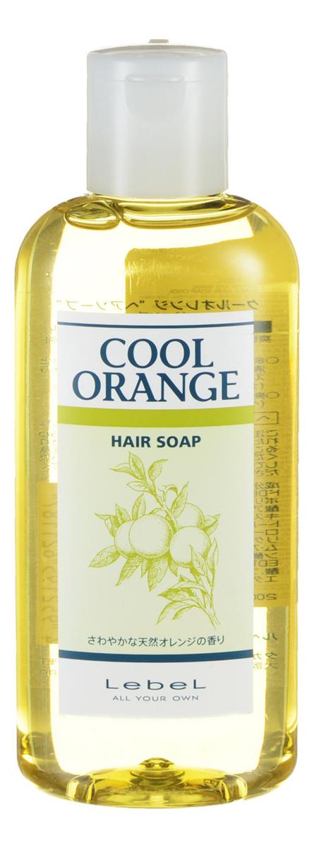 Шампунь для волос и кожи головы Cool Orange Hair Soap Cool: Шампунь 200мл