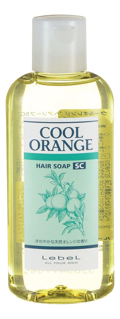 Шампунь для волос и кожи головы Cool Orange Hair Soap Super Cool: Шампунь 200мл