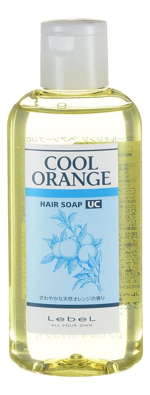 Купить Шампунь для волос и кожи головы Cool Orange Hair Soap Ultra Cool: Шампунь 200мл, Lebel