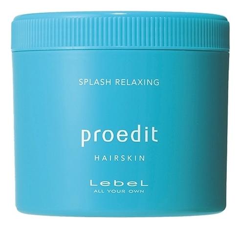 Купить Крем для волос Proedit Hair Skin Splash Relaxing 360г, Lebel