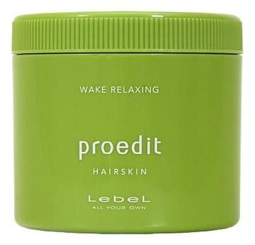 Крем для волос Proedit Hair Skin Wake Relaxing 360г lebel cosmetics hair skin relaxing пробуждающий крем для волос и кожи головы wake relaxing 360 г