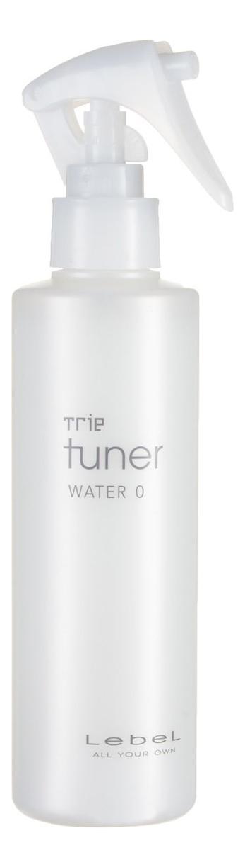 Купить Базовая основа-вода для укладки волос Шелковая вуаль Trie Tuner Water 0 200мл, Lebel