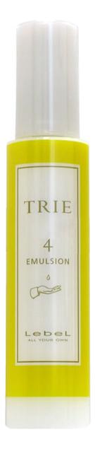 Купить Крем-эмульсия для естественной укладки Trie Emulsion 4 50г, Lebel