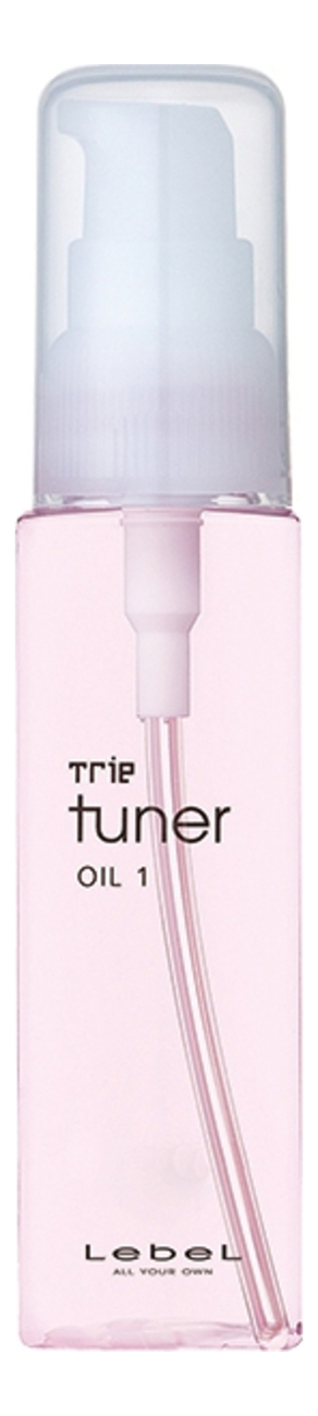 Купить Масло для укладки волос Trie Tuner Oil 1 60мл, Lebel